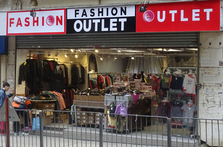 73d9acb92e740 Fashion Outlet on Hill Road at Shek Tong Tsui