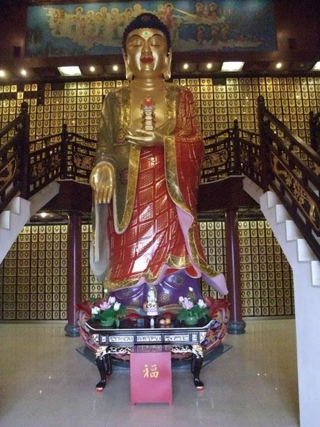 TEN THOUSAND BUDDHAS MONASTERY - HONG KONG EXTRAS3